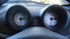 ALFA ROMEO 156 INSTRUMENT CLUSTER, TACHO ONLY606 TYPE,V6 PETROL AUTO 02/99-05/06
