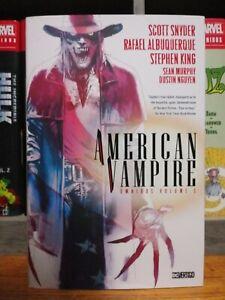 American Vampire Omnibus *OOP RARE* DC Comics Scott Snyder, Stephen King