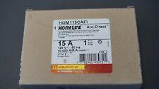 HOM115CAFI Square D Combination Arc-fault Circuit Interrupter  (New)