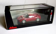 Schuco Tesla Roadster Red 1:43 New 45 089 7700