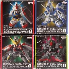 Banpresto SD Gundam G Generation Collectible Figure Part 1 Complete Set of 4