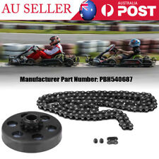 """Centrifugal Clutch 3/4"""" Bore 12 Tooth #35 Chain Screw Sets for Go Kart  6.5HP AU"""