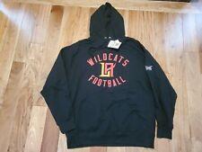 Los Angeles Wildcats Football Xfl G-Iii Sweatshirt Xfl Men's Hoodies L Authentic