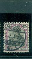 Deutsches Reich ,Germania Nr. 91 y gestempelt BPPgeprüft