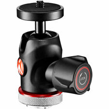 Manfrotto 492 LCD Micro Ball Head with Cold Shoe Mfr # MH492LCD-BH
