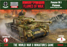 Panzer IV J Platoon Flames of War