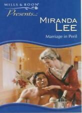Marriage in Peril (Presents),Miranda Lee