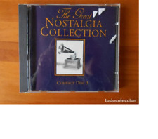 CD THE GREAT NOSTALGIA COLLECTION - CD 3 (K9)