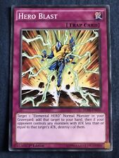 Hero Blast Yugioh Card Genuine Yu-Gi-Oh Card