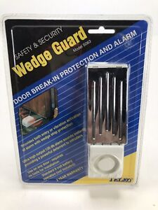 Wedge Guard Safety And Security Door Break In Protection