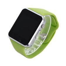 SENBONO A1 Unisex Smart Watch - Bluetooth, SIM, Android, Camera, Sport Pedometer
