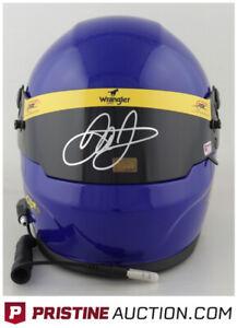 Dale Earnhardt Jr. Signed NASCAR Wrangler #3 Full-Size Full-Size Helmet