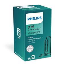 Philips X-treme Vision gen2 Xenon Hid Faros Bombilla D3S (single) 42403XV2C1