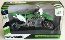 NewRay 2019 Kawasaki KX 450F Dirt Bike 1:12