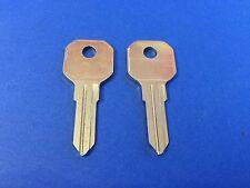 2 Kobalt Toolbox Lock Keys Code Cut 801 thru 810 & 901 thru 910 Tool Box Key