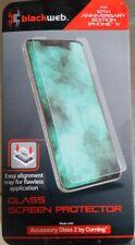 New Blackweb Glass Screen Protector 10TH Anniversary Edition iPhone X (23A)