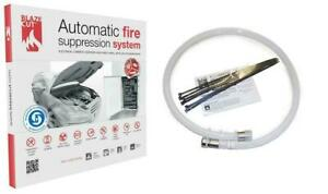 6' BlazeCut Automatic Fire Suppression System, Type 1-3-Thing