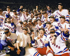 New York Rangers 1994 Stanley Cup CELEBRATION ON ICE Premium POSTER Print