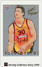 1994 Australia Basketball Card NBL Series 2 National Heroes NH8:Scott Fisher