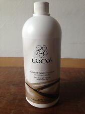 Coco Keratin White Orchid Brazilian Advanced Treatment 33.8oz Single Bottle