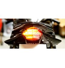 2006 - 2007  Yamaha  R6  SEQUENTIAL Integrated LED Tail Light 06 07 - Smoked