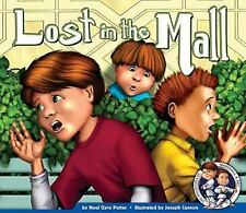 Lost in the Mall (The Adventures of Marshall & Art)