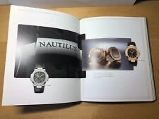 Book PATEK PHILIPPE - Collection Watches 2009 - 2010 - NAUTILUS AQUANAUT - ESP