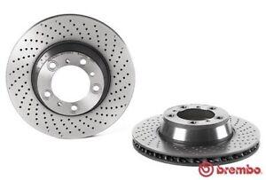 PORSCHE 911 (991-996-997) rear brake disc set Brembo 09.C878.11 +  09.C087.11