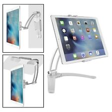 Luxitude 2-in-1 Tablet & Phone Holder Stand E-Reader Tablets 2 Mounting Brackets