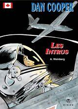 Weinberg - Dan Cooper HS 3 - Les Intrus - Editions Hibou
