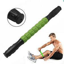 Muscle Roller Stick Deep Tissue Massage Leg Cramps Quads Calf Hamstring Massager
