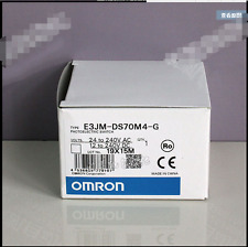 NEW IN BOX OMRON PLC Photoelectric Switch E3JM-DS70M4-G   free shipping