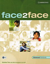 Cambridge FACE2FACE Advanced Level Workbook C1 by Nicholas Tims @BRAND NEW BOOK@