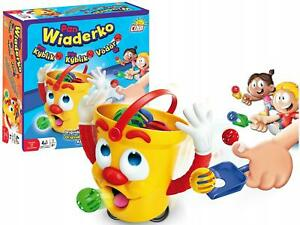Ideal Mr Bucket Game The Original Racing Chasing Game 10450