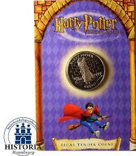 Isle of Man 1 Crown 2002 Stgl Harry Potter - TOM RIDDLE - Blister