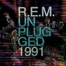 R E M - MTV Unplugged 1991 Vinyl Lp2 Rhino
