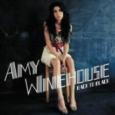Amy Winehouse Back to Black CD NEW Rehab Just Friends