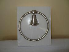 Pegasus 577 594 Sentio Towel Ring in Brushed Nickel Finish,20062-0504-Open