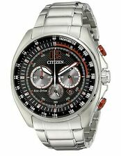 Authentic Citizen Eco-Drive Men's WDR With Due Respect Swimming Watch CA4190-54E