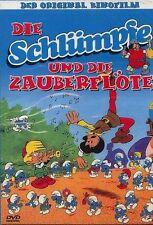 Die Schlümpfe und die Zauberflöte - Der Original Kinofilm - DVD