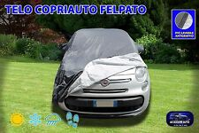 Copriauto impermeabile telo auto felpato in PVC antigraffio Taglia XL Suv borsa