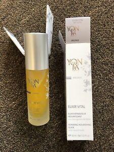 YONKA Elixir Vital SERUM 1.01 oz / 30 ML - New in BOX 100% Authentic EXP 1/23