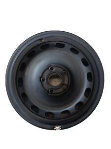 2001-2005 Volkswagen Passat Steel Wheel Rim 7JX16H2 OEM