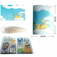 Pokemon Cards Album Binder Folder Book List Collectors 112 Cards Capacity Hot