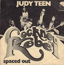 "COCKNEY REBEL ‎– Judy Teen (1974 VINYL SINGLE 7"" DUTCH PS)"