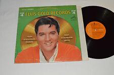 ELVIS PRESLEY Gold Records Volume 4 LP LSP-3921 RCA Orange Labels Stereo Canada