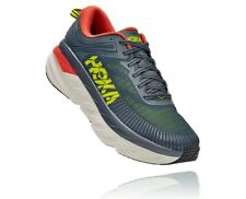 HOKA ONE ONE BONDI 7 Men's Scarpe Uomo Running TURBOLENCE CHILI 1110518 TCHL