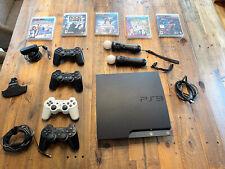 Playstation 3 console bundle 120 Gb