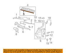 Lexus TOYOTA OEM 00-07 LX470 Wiper-WINDSHIELD-Blade Assembly Refill 852140E020