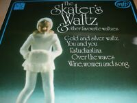 Skater's Waltz & Other Favourites Vienna State Opera Orchestra 1972 MFP 57013